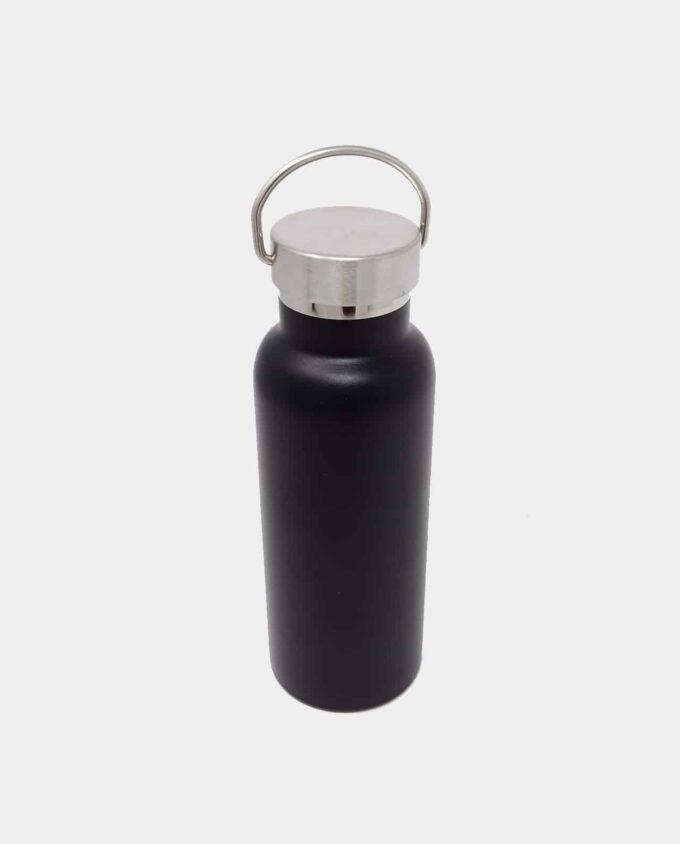 "Isolierflasche ""Black Beauty"" inkl. Personalisierung"