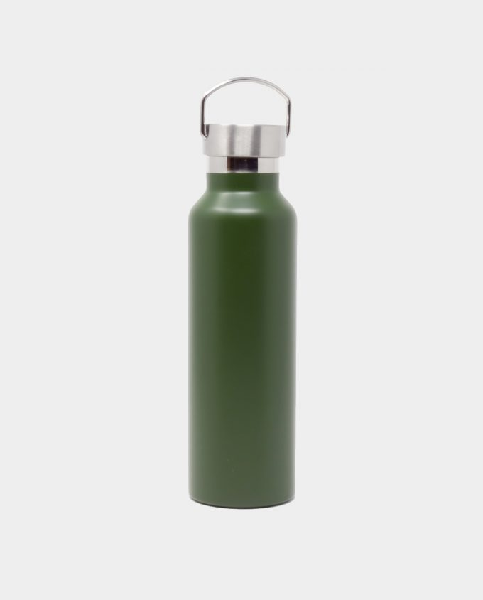 Isolierflasche British Green