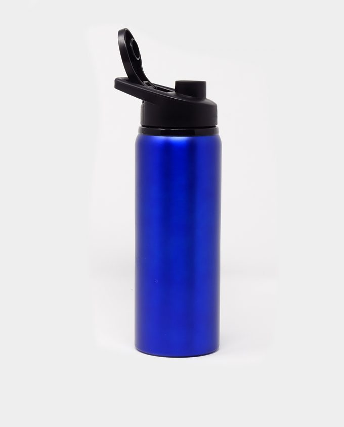 "Sportbottle ""Free"" in blau 