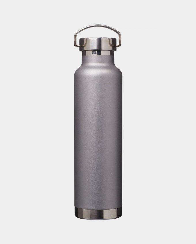 "Isolierflasche ""Avenue"" silber"