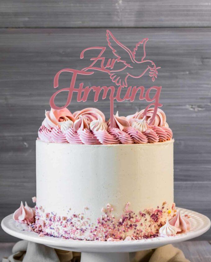 CakeTopper Firmung
