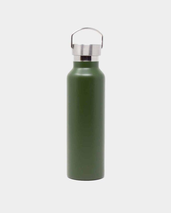 Isolierflasche British Green