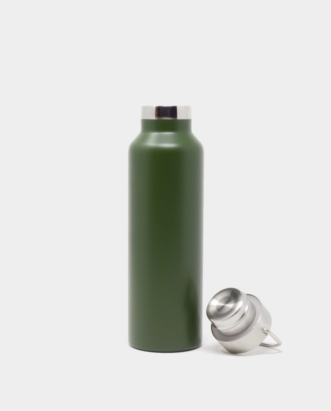 """Isolierflasche """"Harmony"""" in British Green   shop.madebyjason.at"""