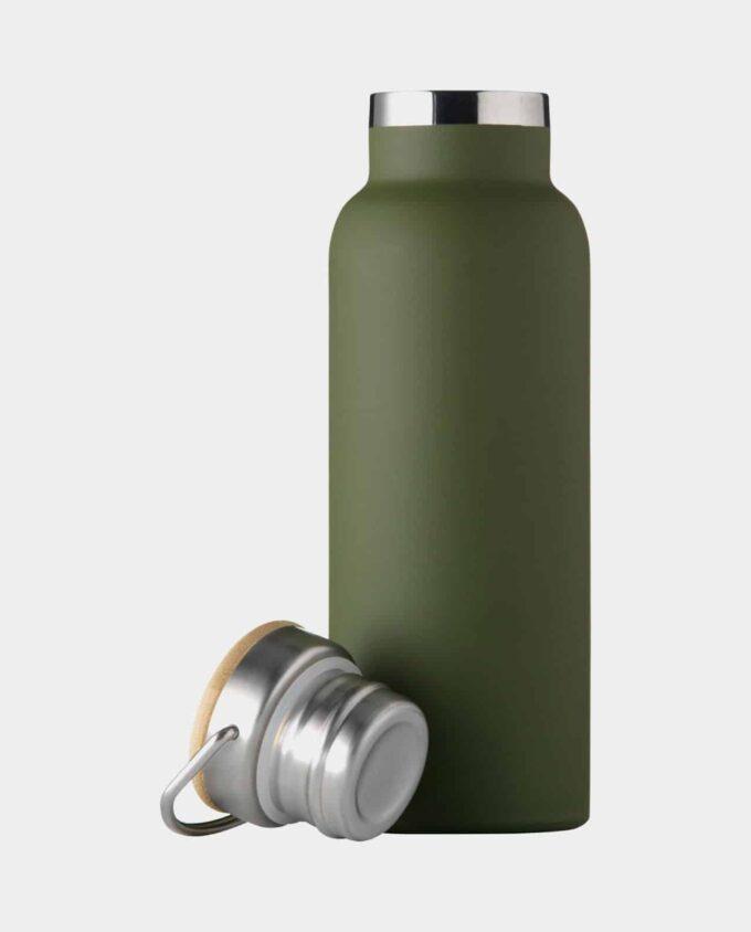 Trinkflasche Meta Grün